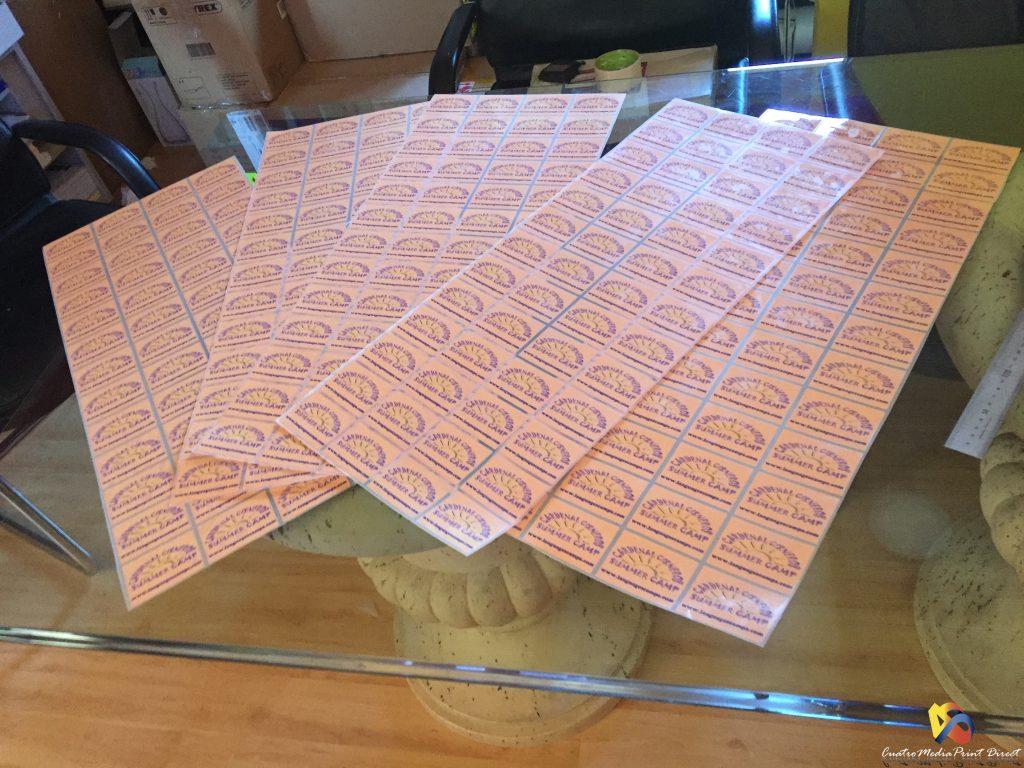 Vinilo impresión textil