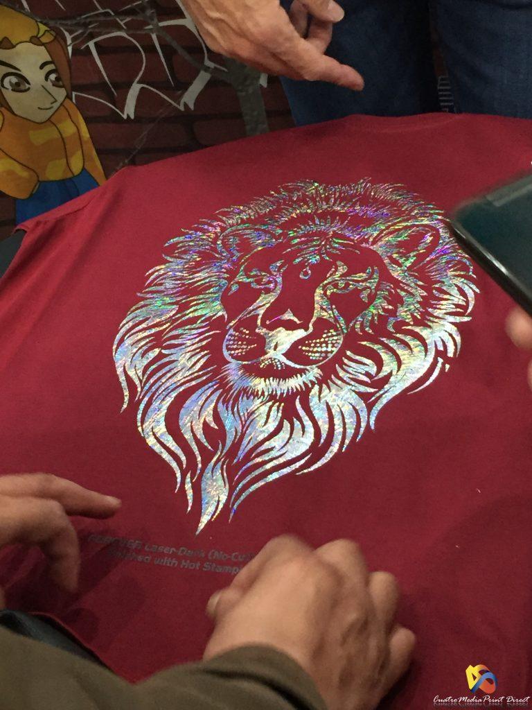 Transfers impresión textil