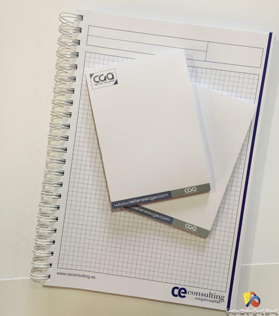 cuadernos y Blocs de Notas